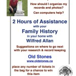 Wilfred Allan Genealogy